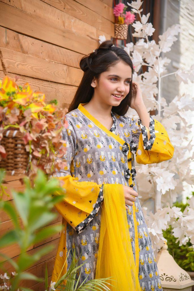 Comfortable Pakistani Girls Dresses